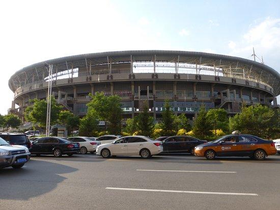 Hohhot, الصين: Hohhot Stadium