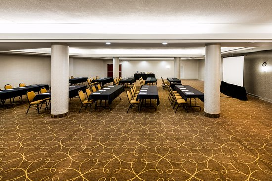 Holiday Inn Express Albany - Downtown: Meeting Room