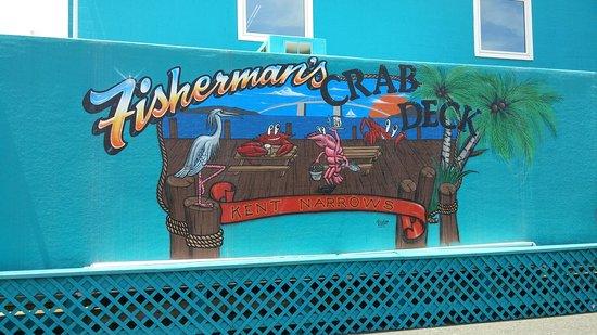 Grasonville, MD: Fisherman's Crab Deck
