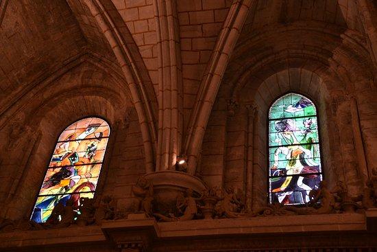Catedral de Cuenca : Vidrieras