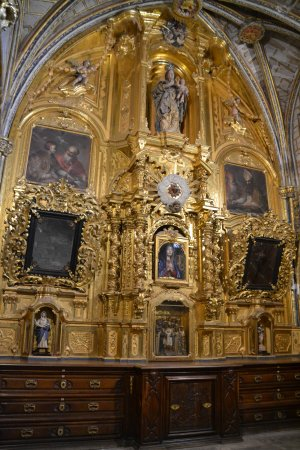 Catedral de Cuenca : Sacristia