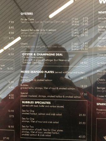 Bubbles Seafood & Winebar : photo4.jpg