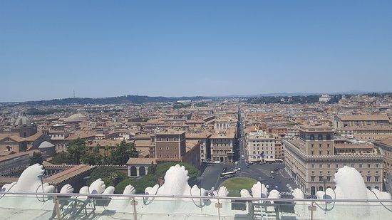 Roma dal Cielo   Terrazza delle Quadrighe: 20170623_133718_large.jpg