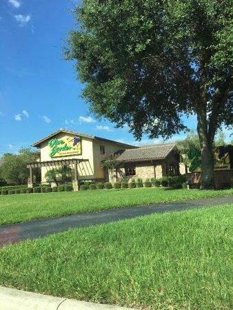 Olive Garden Picture Of Olive Garden Tampa Tripadvisor