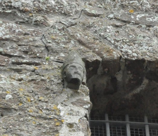 County Wexford, İrlanda: Another gift from the stonemason
