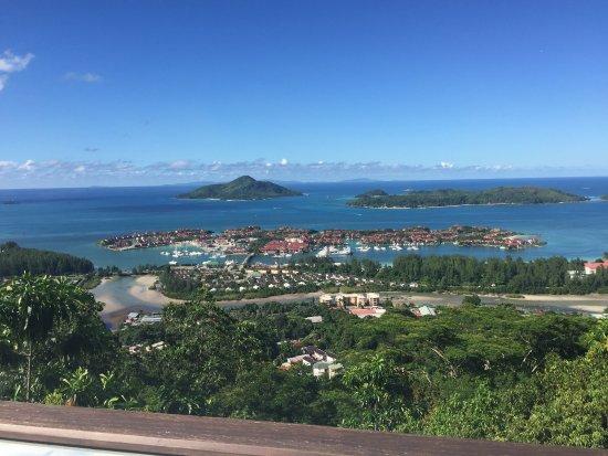 Isla Mahé, Seychelles: Прекрасные виды на Райский остров.