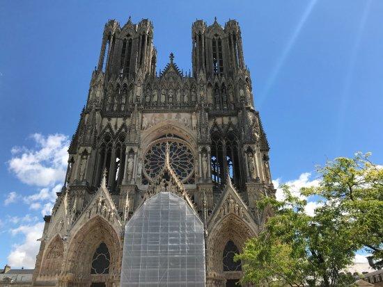 Cathedrale Notre-Dame de Reims: photo1.jpg