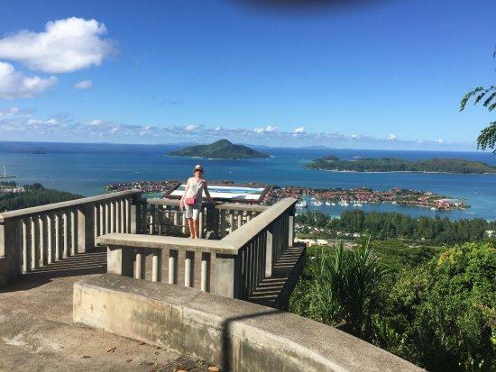 Mahe Island, Seychelles: Прекрасные виды на Райский остров.