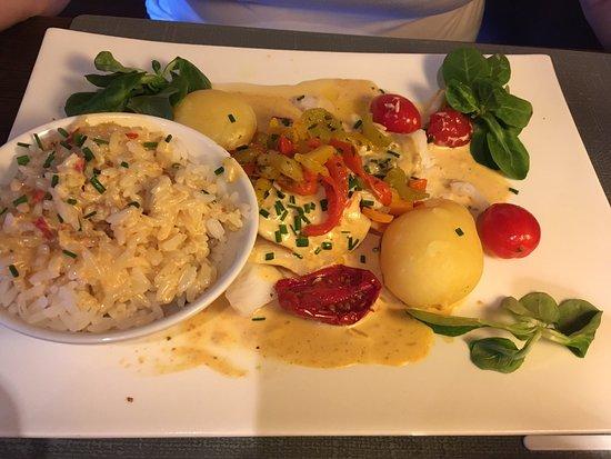 Soupe de tomates photo de l 39 auberge des 7 plats le mans for Auberge des 7 plats