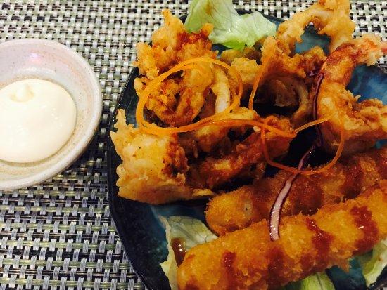 Shirley, UK: Fukuoka Japanese Restaurant