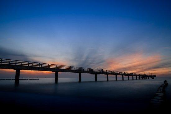 Ostseebad Heiligendamm, Tyskland: Seebrücke