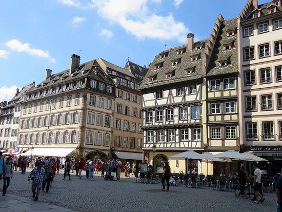 Centre ville de strasbourg photo de centre ville de - Chambre d hotes strasbourg centre ville ...