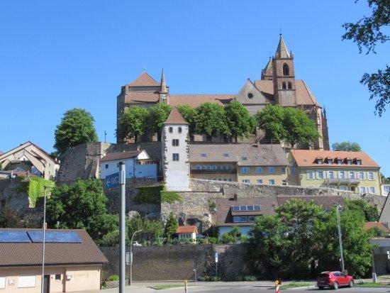 Breisach-Touristik am Marktplatz