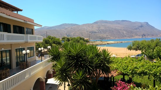 Hotel Apartments Gramvoussa Bay: από το δωμάτιο