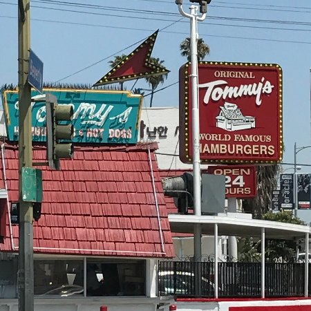 Tommy's Original Hamburger