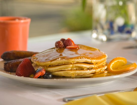 Buttermilk Pancakes - Picture of The Mad Batter, Cape May ...