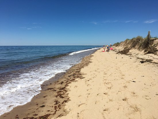 Picture Of Herring Cove Beach Provincetown