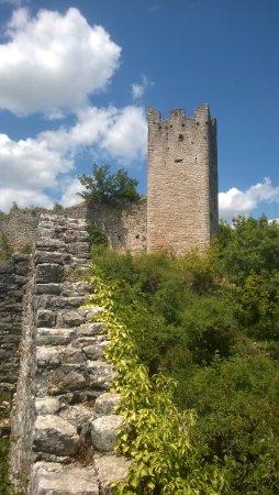 Kanfanar, Chorwacja: Dvigrad