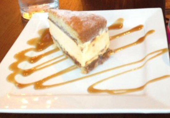 Livingston, UK: Dessert