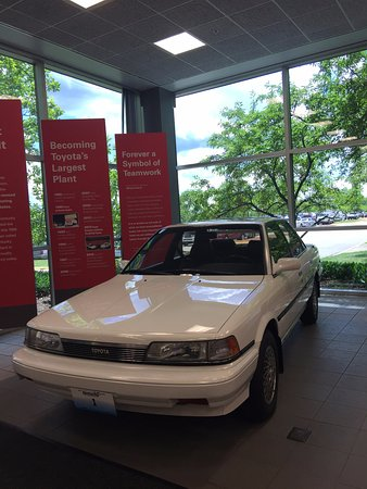 Toyota Visitor Center And Plant Tour Georgetown Ky Top Tips Before You Go With Photos