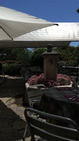 Le jardin gordes restaurantbeoordelingen tripadvisor for Restaurant jardin 92