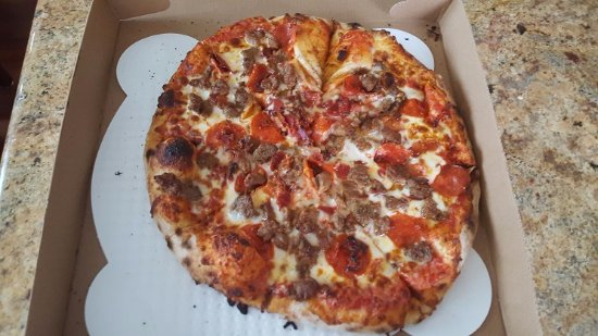 คาตี, เท็กซัส: Customized pizza makes the difference