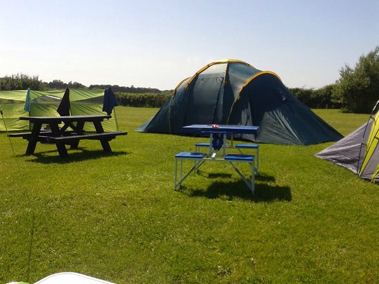 Holmrook, UK: Lovely spacious site