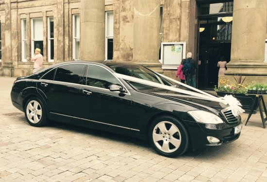 Macclesfield Luxury cars wedding car