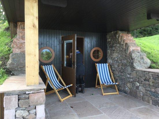 Watermillock, UK: The Quiet Site