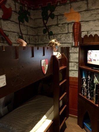 Kinderschlafzimmer, Königszimmer, Königsburg - Bild von LEGOLAND ... | {Kinderschlafzimmer 22}
