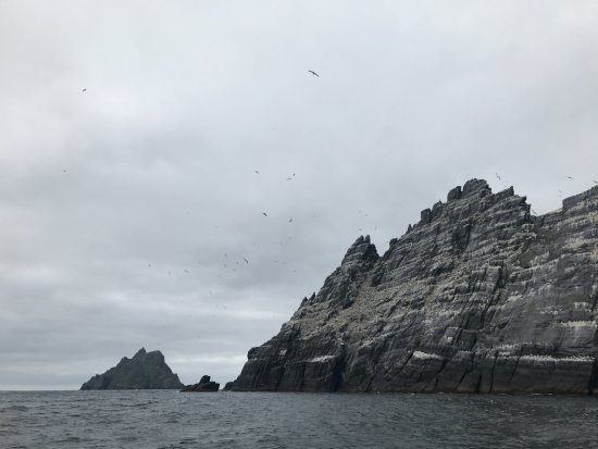 Portmagee, Ireland: The Two Skelligs