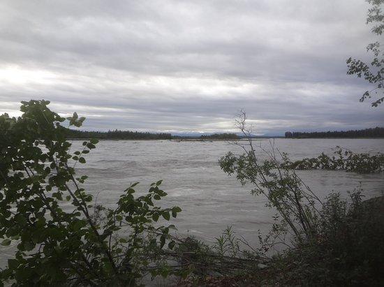 Talkeetna, AK: Susitna River