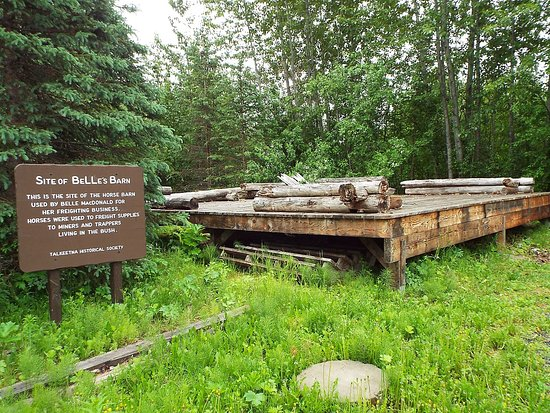 Talkeetna, AK: Self-guided history trail