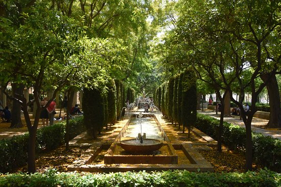 Jardines de s 39 hort del rei palma de mallorca spanien for Jardines mallorca