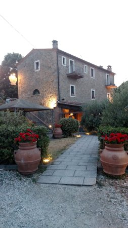 Chianni, Italy: Entrance