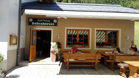 Annaberg-Lungotz, Austria: Sehr einladend GH Schichlreit