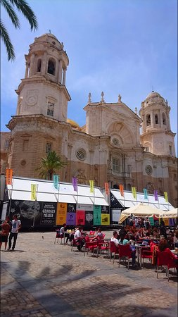 Catedral de Cádiz: Собор Кадиса