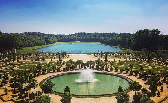 Le Jardin de Versailles