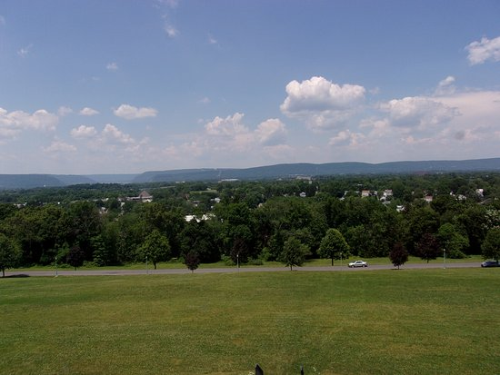 Harrisburg, PA: View from the 2nd floor