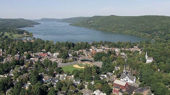 Oneonta, NY: Nearby Cooperstown