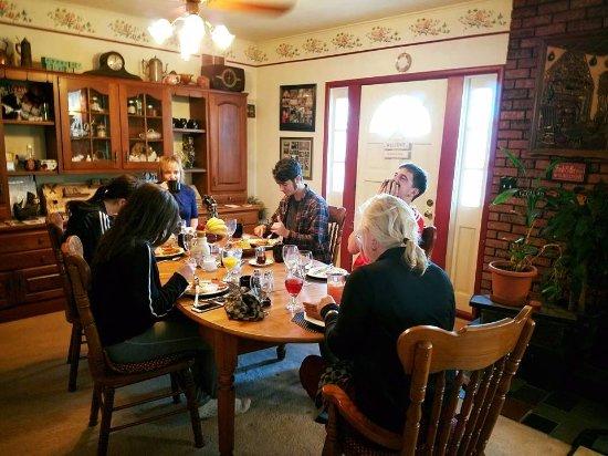 Oneonta, NY: Breakfast!