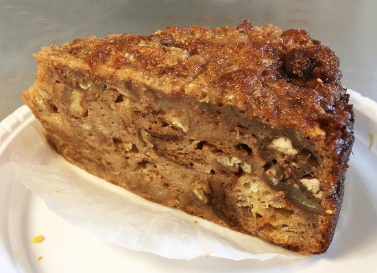 Northampton, MA: Bread pudding