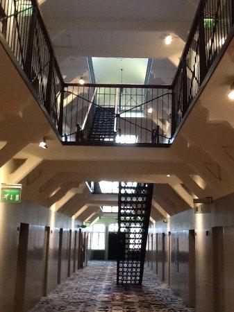 Hotel Katajanokka: Interior hallways