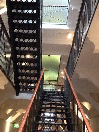 Hotel Katajanokka: Interior staircases