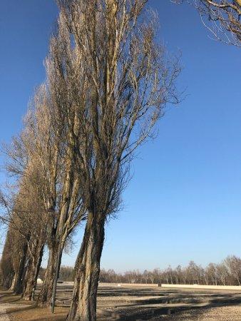 Dachau, Tyskland: Haunting place