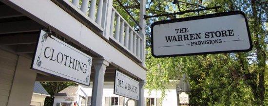 Warren Store VT