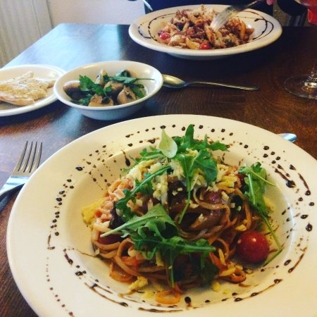 Standish, UK: Vegan option main!!!!