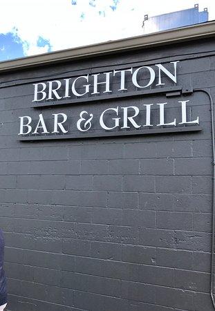 Brighton, MI: From the rear parking lot