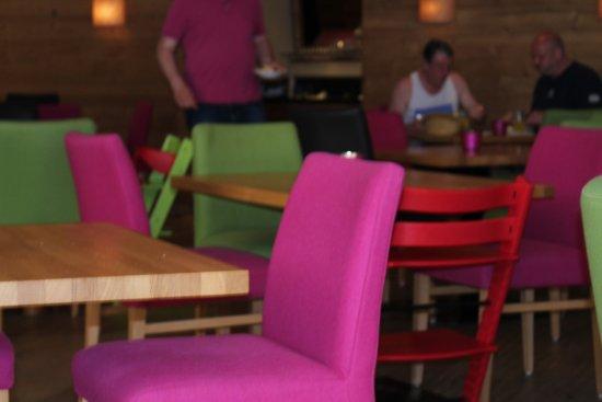 Fugen, Østrig: Restaurant