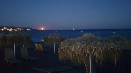 Hotel Sun Beach Lindos: 20170610_210900_large.jpg